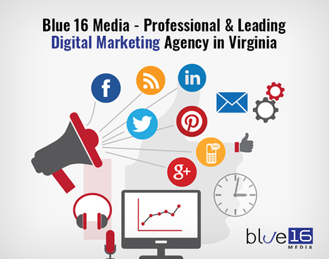 Blue 16 Media - Professional & Leading Digital Marketing Agency in Virginia