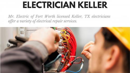 Electrician Keller
