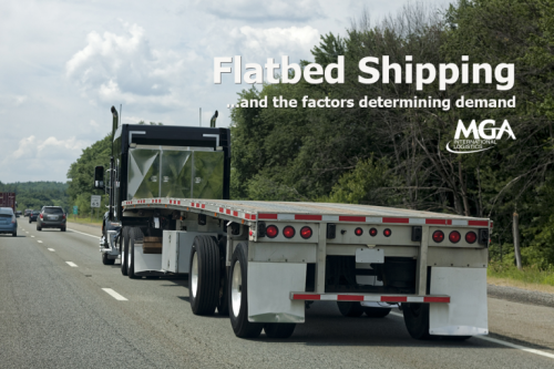 What Are the Major Factors That Determine the Demand for Flatbed Shipping?