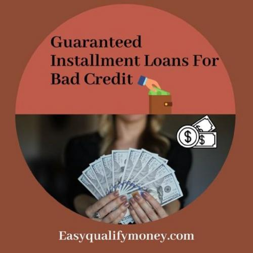 Easy Qualify Money - Payday & Installment Loans Online
