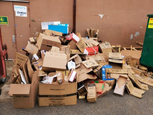 Contact 1-800 RID-OF-IT for Junk Removal in Toronto