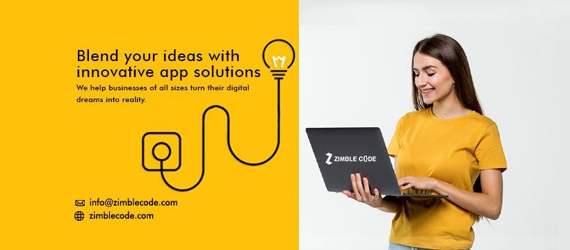 Top Mobile App Development Company in New York, USA | ZimbleCode