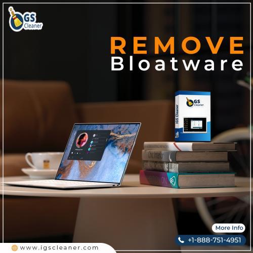 Remove Bloatware