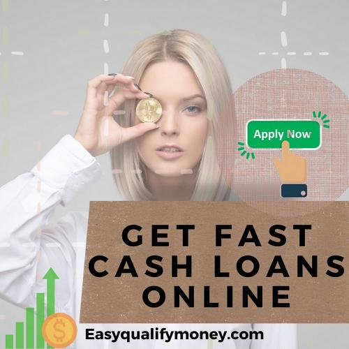 Get fast cash loans online: Easy Qualify Money