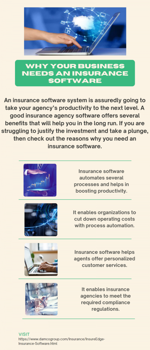 Why Your Business Needs an Insurance Software
