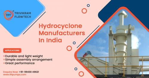 #HydrocycloneSuppliersIndia