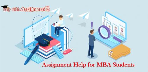 Assignment Help for MBA Students