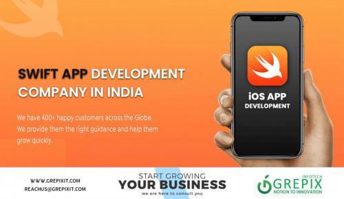 swift app development company in india
