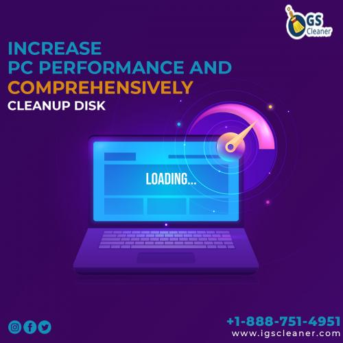 Increase PC Performance and Comprehensively Cleanup Disk