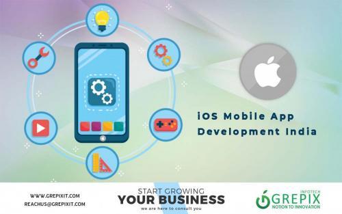 iOS Mobile App Development India