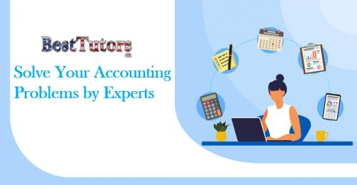 Solve Your Accounting Problems by Experts