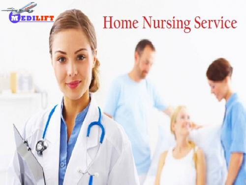 Today Avail Medilift Home Nursing Service in Patna