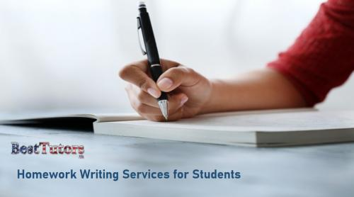 Homework Writing Services for Students
