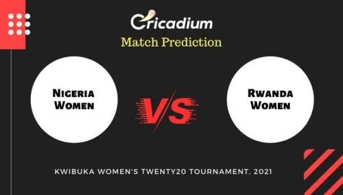 NIG-W vs RWA-W Match Prediction Who Will Win Today 3/4 Place Play off  June 12th , 2021