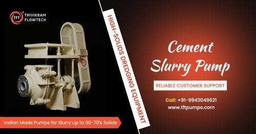 Slurry Pump Suppliers in India
