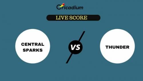CES vs THU Live Score: Rachael Heyhoe Flint Trophy, 2021 Match 15 Central Sparks vs Thunder Live Cricket Score Ball by Ball Commentary, Scorecard & Re