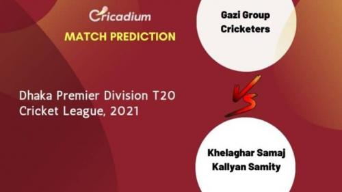 GGC vs KSKS Match Prediction Who Will Win Today Match 48 – June 13th , 2021
