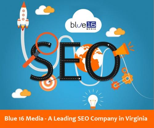 Blue 16 Media - A Leading SEO Company in Virginia