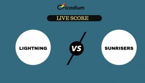 LIG vs SUN Live Score: Rachael Heyhoe Flint Trophy, 2021 Match 14 Lightning vs Sunrisers Live Cricket Score Ball by Ball Commentary, Scorecard & Resul