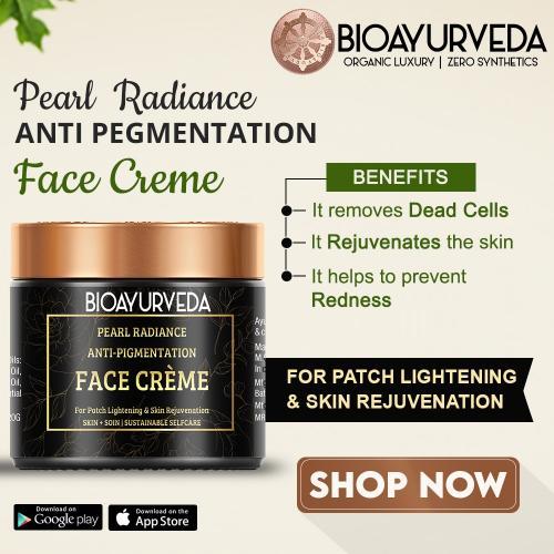 Pearl Radiance Anti Pigmentation Face Cream