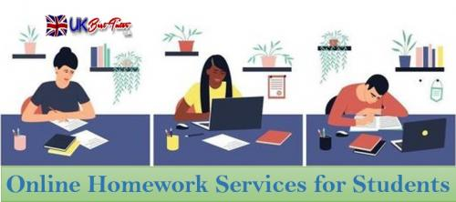Online Homework Services for Students
