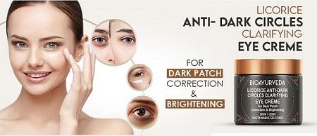 Licorice Anti-Dark Circles Clarifying Eye Cream
