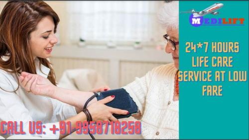 Reasonable Fare Home Nursing Care in Patna by Medilift Home Nursing