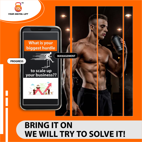 Branded Gym management Software with Trainer App