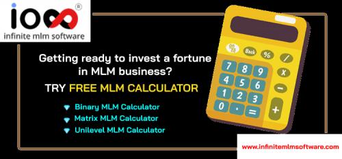 MLM Calculator-infinitemlm