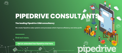 Best Pipedrive Consultant