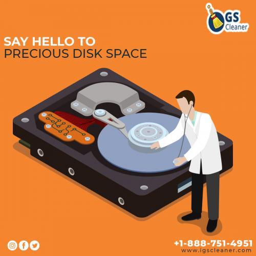 Say Hello To Precious Disk Space