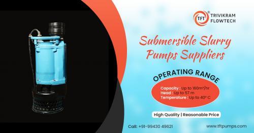 SubmersibleSlurryPumpSuppliers