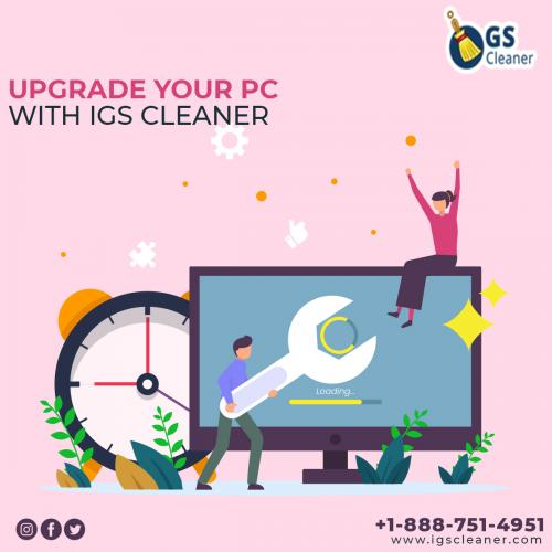 Upgrade Your PC With IGS Cleaner