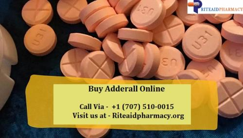 How To Buy Adderall Online? Riteaidpharmacy.Org