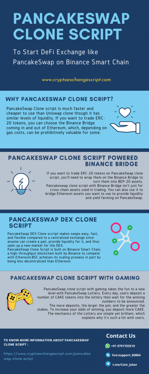 pancake info