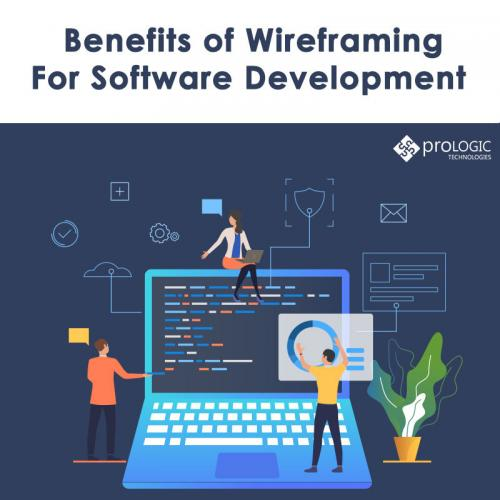 Benefits of Wireframing For Software Development