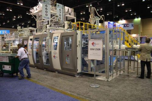Advanced Stretch Blow Molding Machines by PET All Mfg