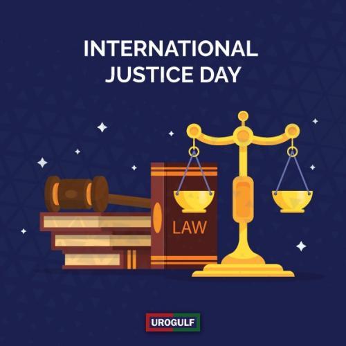 International justice day 2021