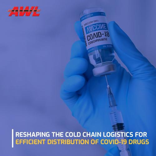 Cold Chain Logistics For Vaccine Distribution