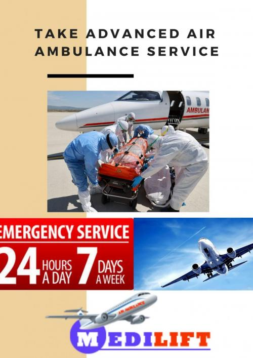 Life-Support Emergency Air Ambulance by Medilift