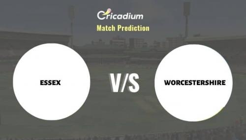ESS vs WOR Match Prediction Who Will Win Today Royal London One-Day Cup, 2021 Match 24