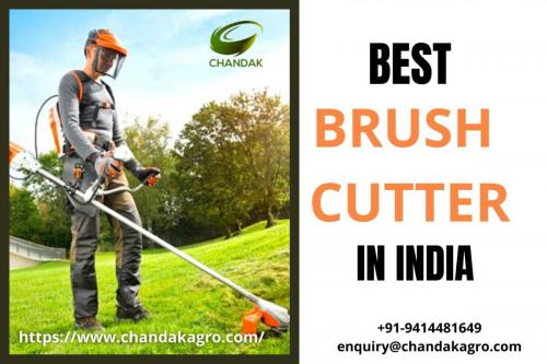 Buy Best Brush Cutter From Chadak Agro