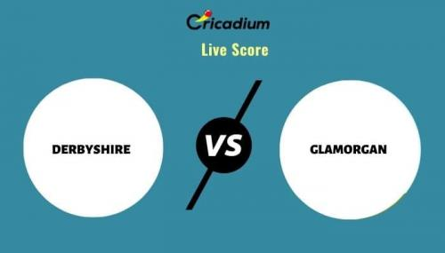 Royal London One-Day Cup, 2021 Match 26 DER vs GLA Live Cricket Score Ball by Ball Commentary, Scorecard & Results