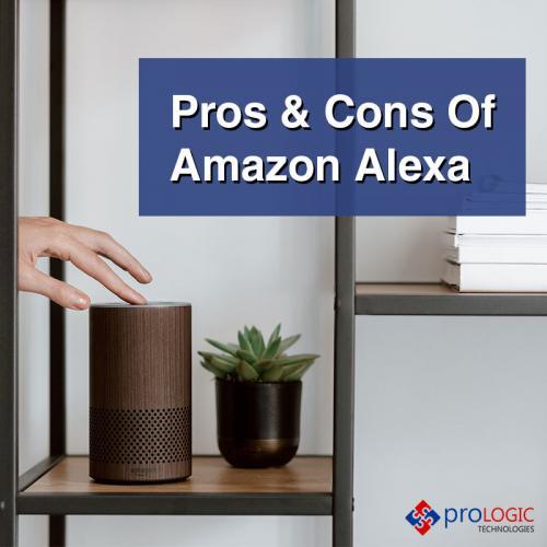 Pros-&-Cons-Of-Amazon-Alexa