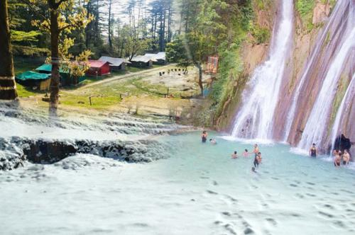Camping Tour In Mussoorie With Mussoorie Holiday Packages