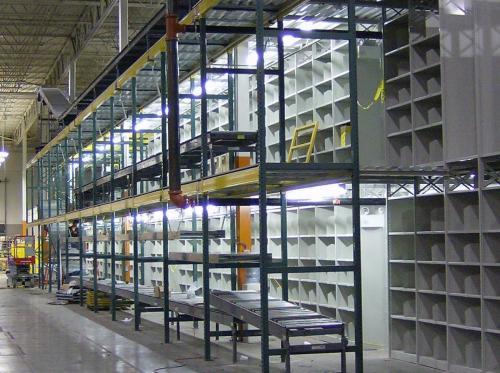 Supplier of Heavy Duty Industrial Shelving - WPSS