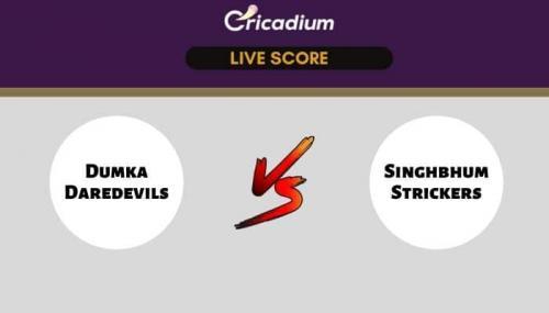 BYJU'S Jharkhand T20, 2021 Live Score: DUM vs SIN Match 26 Live Cricket Score Ball by Ball Commentary, Scorecard & Results