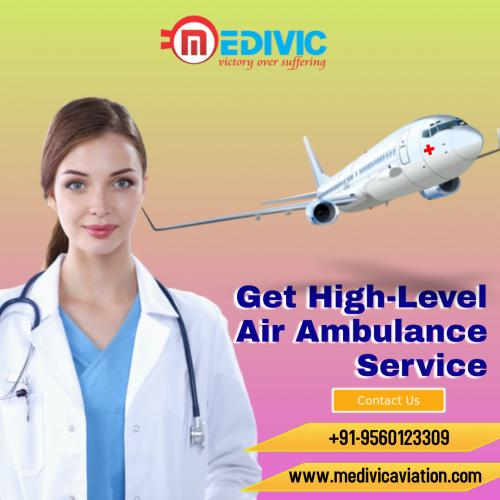 Get the Trusted & Fastest Air Ambulance by Medivic Aviation Air Ambulance in Chennai & Mumbai