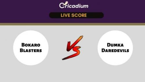 BYJU'S Jharkhand T20, 2021 Live Score: BOK vs DUM Match 28 Live Cricket Score Ball by Ball Commentary, Scorecard & Results