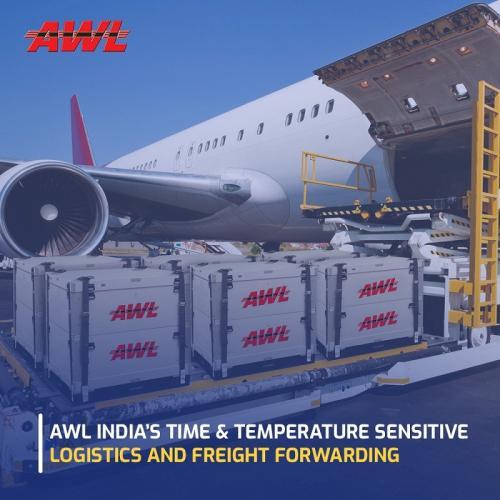Temperature sensitive Logistics and Freight Forwarding